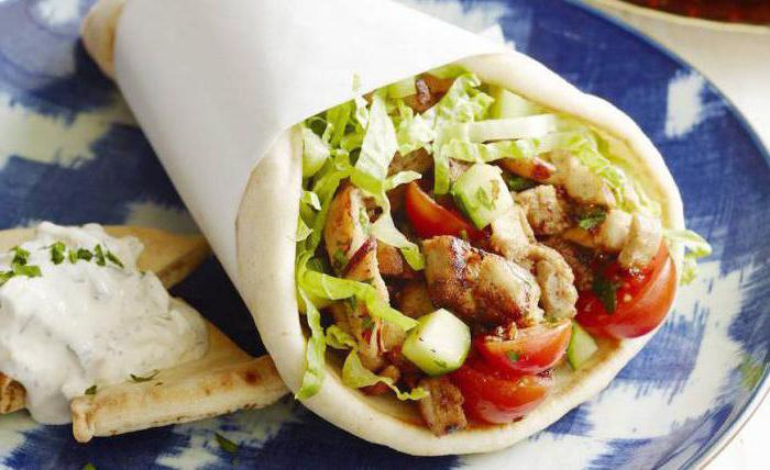 what can be cooked from Armenian thin pita bread