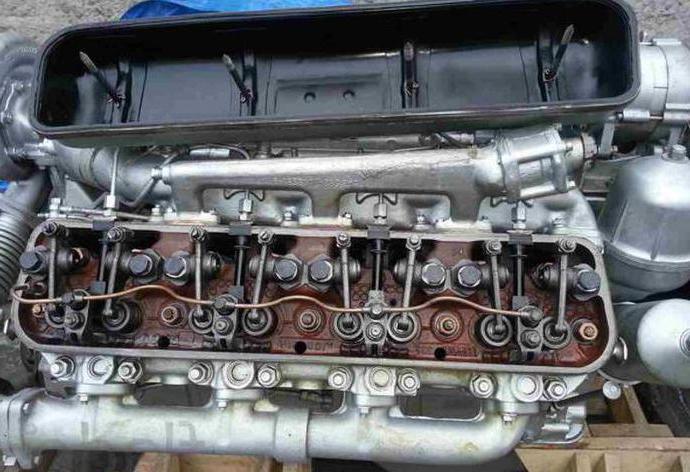 2183553 - Ттх двигателя ямз 238