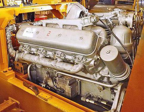 2183589 - Ттх двигателя ямз 238