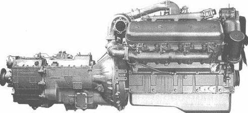2185196 - Ттх двигателя ямз 238