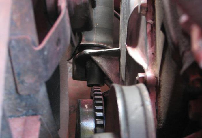 датчик коленвала ВАЗ-2110 8 клапанов