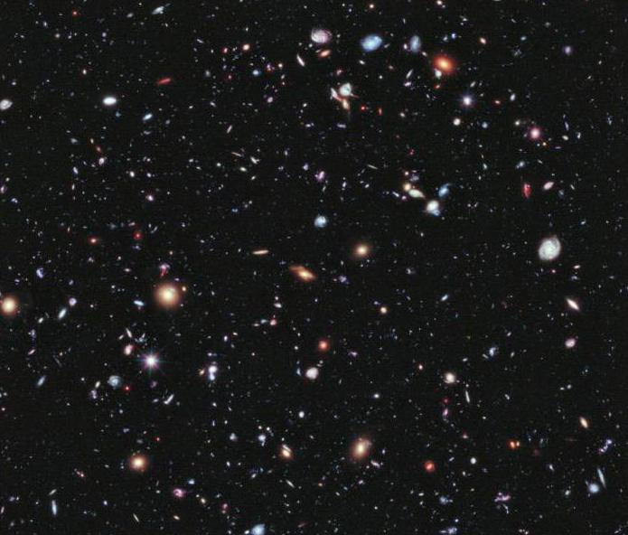 почему звезды светятся разными цветами