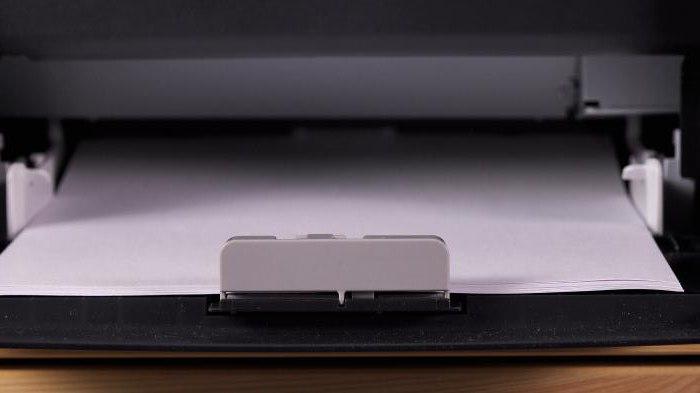 Laser printer: dignity