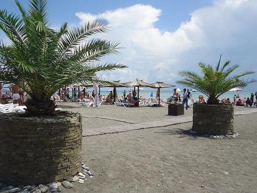 beach riviera photo