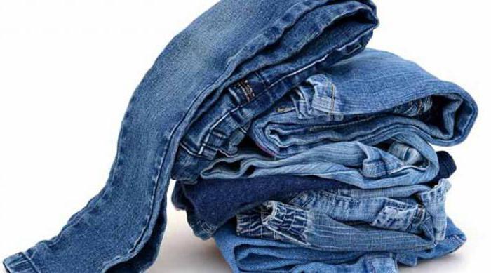 что сделать чтобы джинсы сели