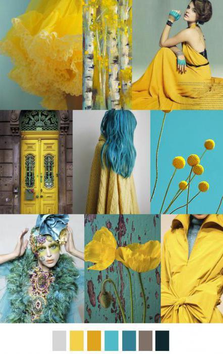 модные тенденции цвета