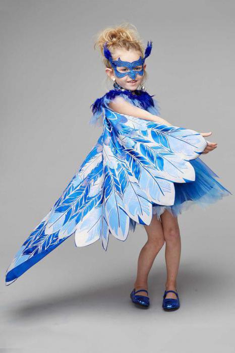 костюм синички