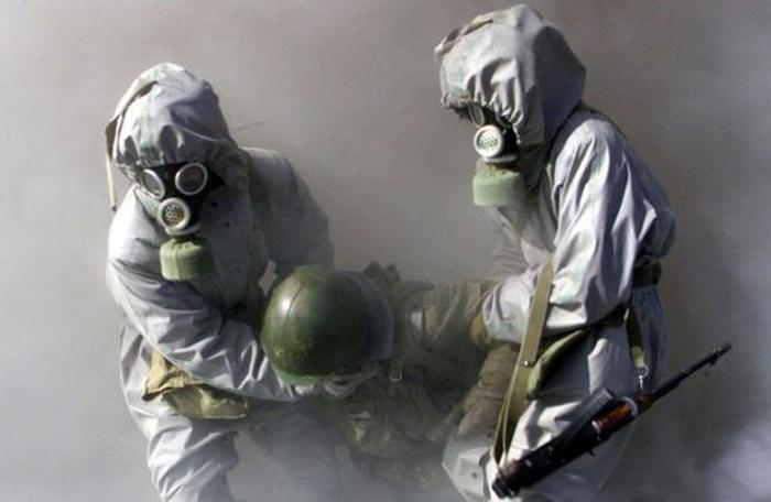 chemical weapons factors
