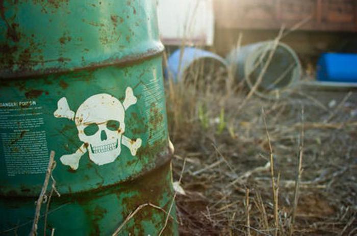 chemical weapon damage factors