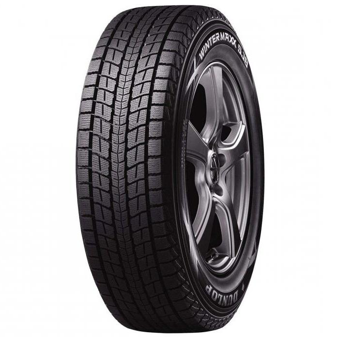 шины dunlop winter maxx sj8 отзывы