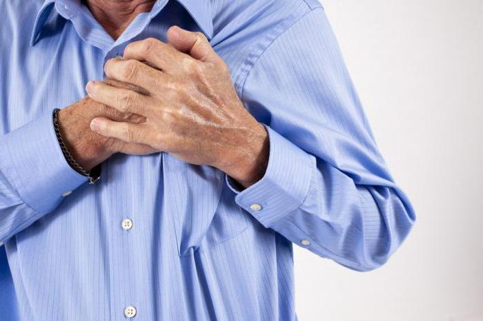 signs of an increase in the left ventricle of the heart
