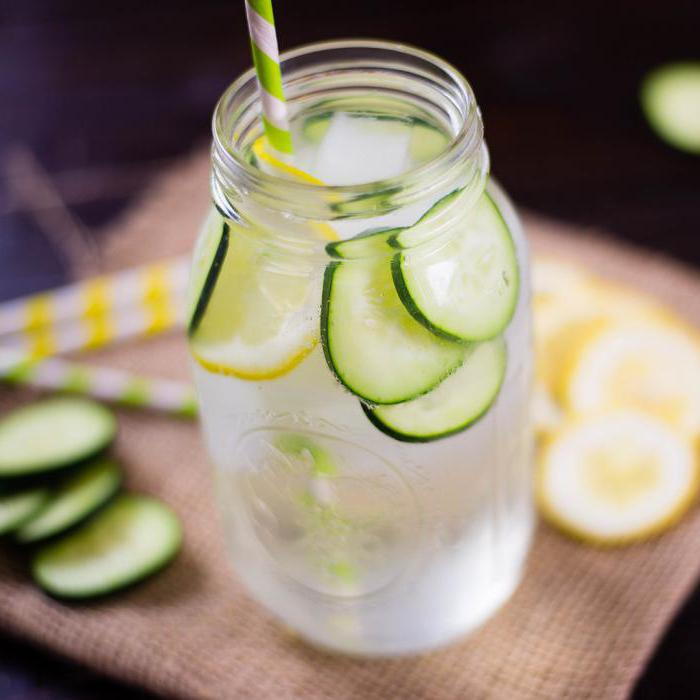 drink ginger with lemon slimming recipe