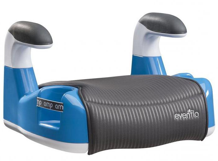 child seats booster description