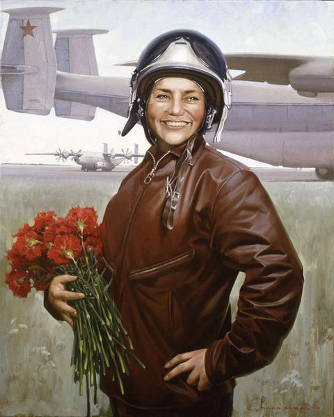 Popovich Marina Lavrentyevna