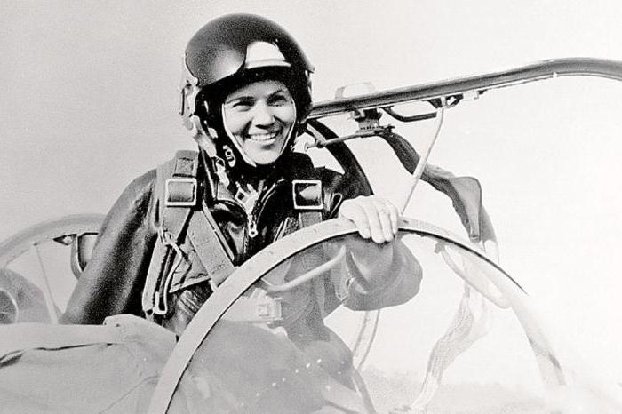 Marina Popovich pilot