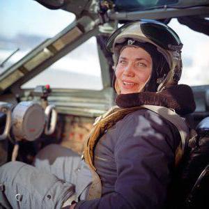 Marina Popovich Pilot Test biography