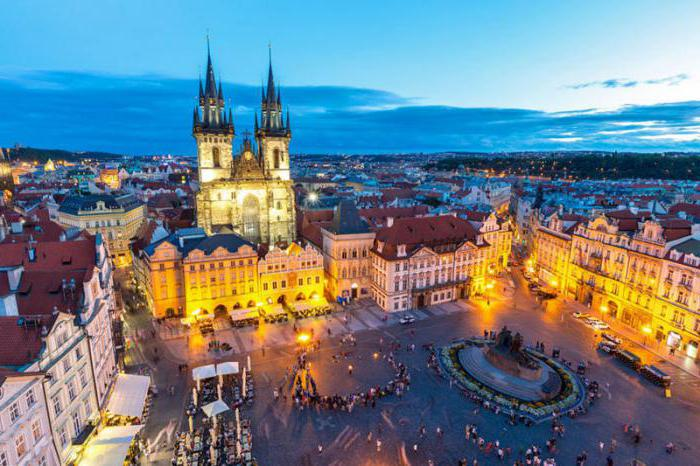 what currency is better to go to Prague