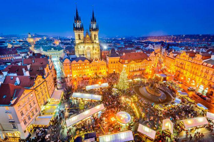 when is it better to go to prague in winter