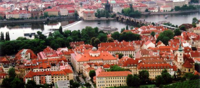 when is it better to go to prague in spring