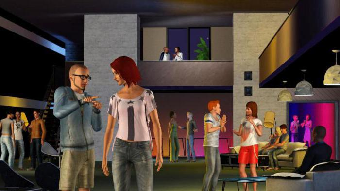 package format in sims 3