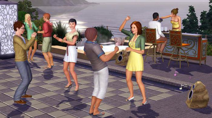 Sims 3 game