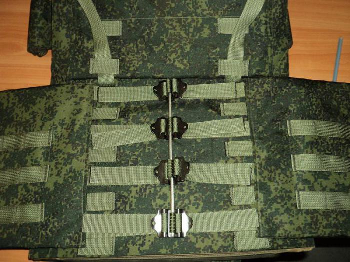 general assault armor 6b43