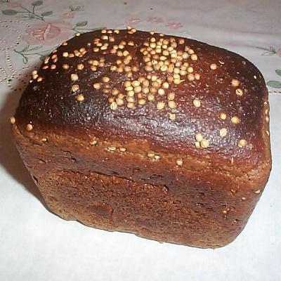 Borodino bread recipe