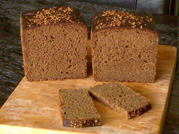 bread Borodino GOST