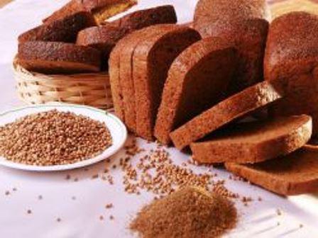 Borodino bread in the bread maker