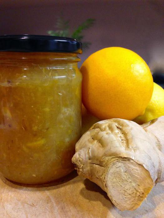 lemon jam at home