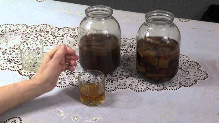 Рецепт водки из спирта