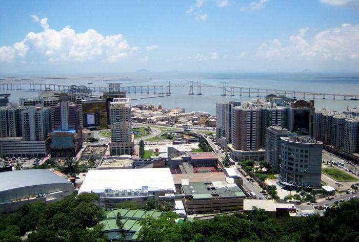 Macau where is the voucher