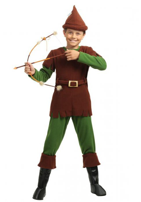 Новогодний костюм робин гуда своими руками