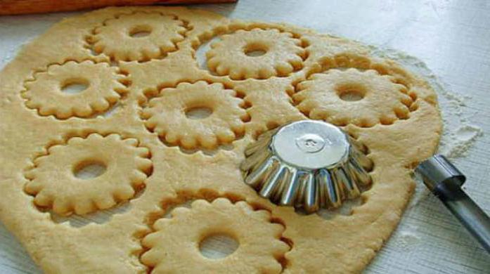 recipes of simple cookies at home photo