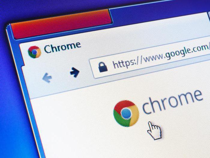 приложения гугл хром