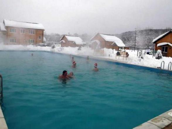 ski resorts of Krasnodar region lagonaki
