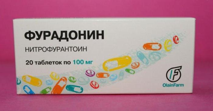 средство для похудения женщин фурадонин