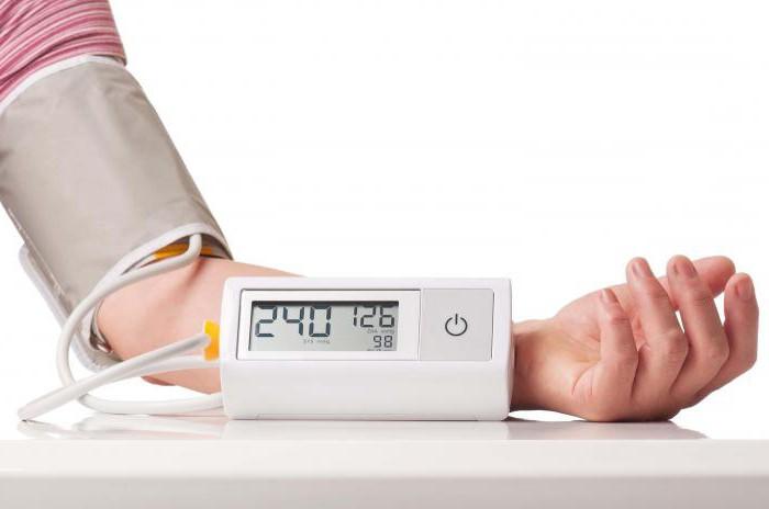 Стойкое повышение артериального давления называется