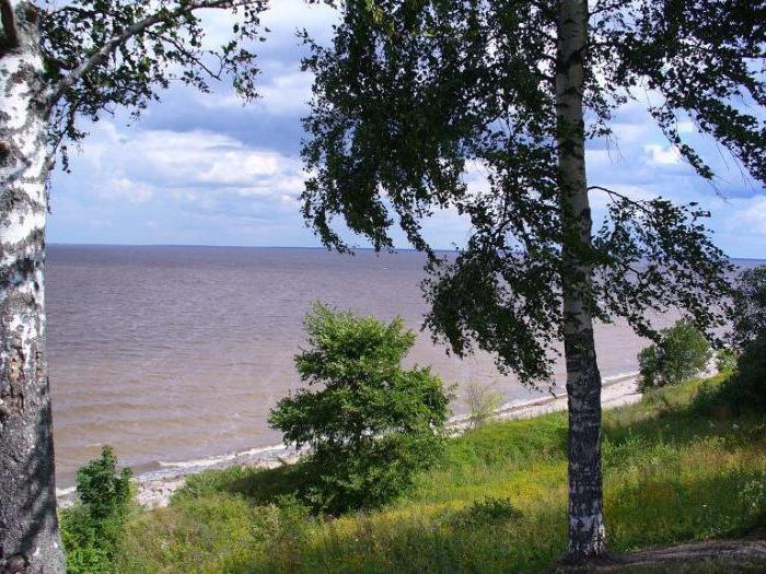 where is the lake Ilmen