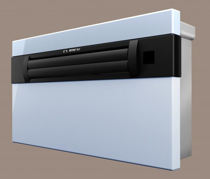 air conditioner without outdoor unit wall mounted