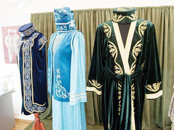 Халаты из Казани