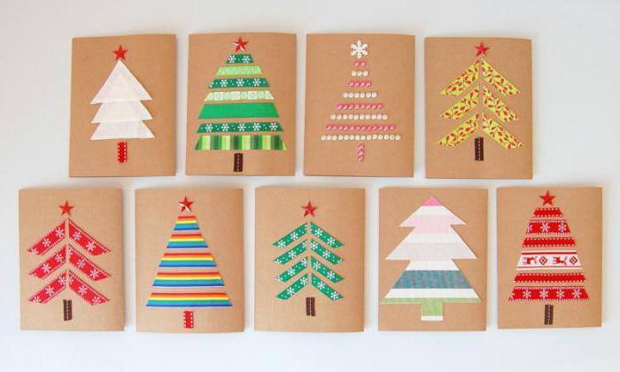 Бонбоньерки, открытки новогодние с ребенком