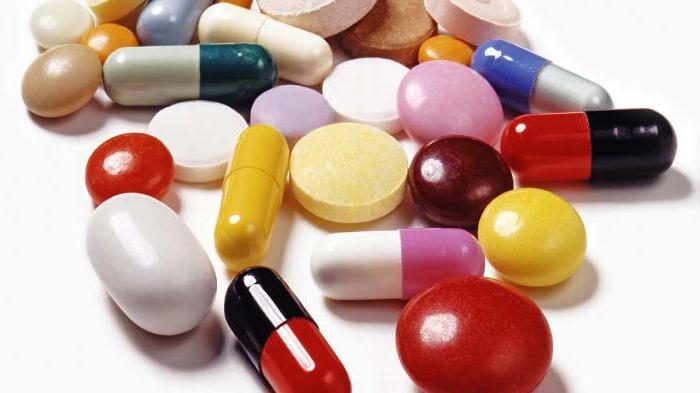 список антибиотиков без рецепта