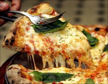 pizza with mozzarella recipe