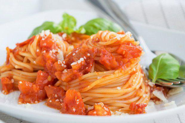 cream sauce for spaghetti recipe