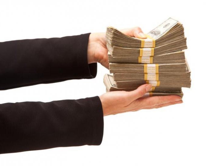 финансовые пассивы