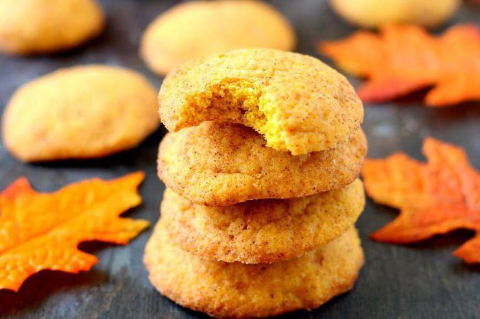 pumpkin triangles recipe cookies