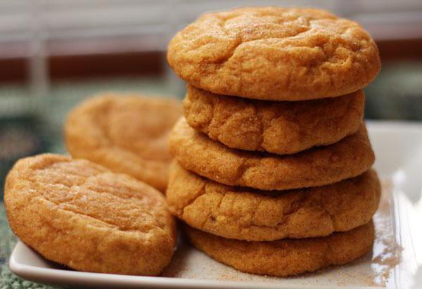 recipe for pumpkin dietetic cookies