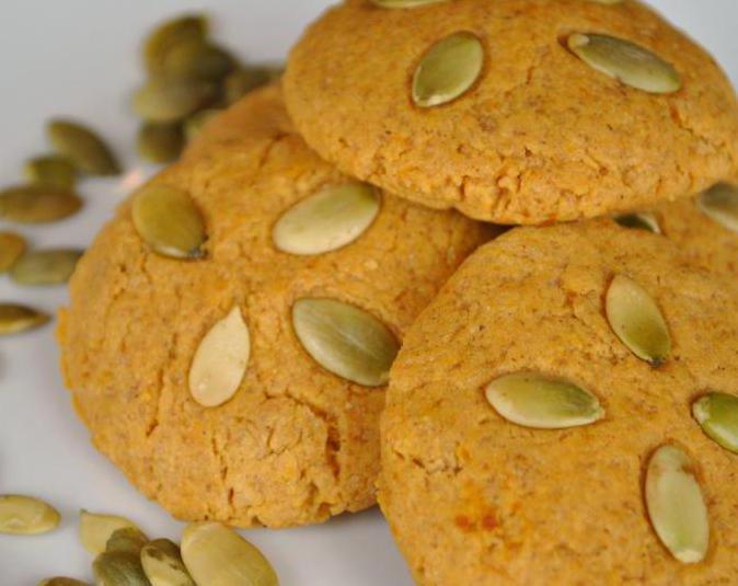 pumpkin biscuit recipe with photos