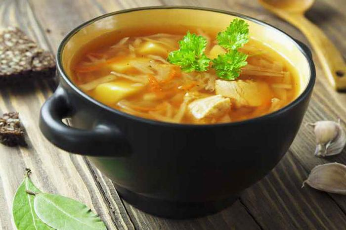 what is the difference between soup and borscht